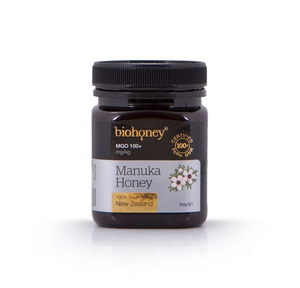 Manuka Honey MG 100+ (plastic jar 250 gr.)