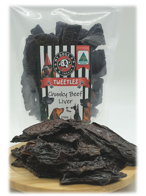 Chunky Beef Liver Treats - Shop n Trolley