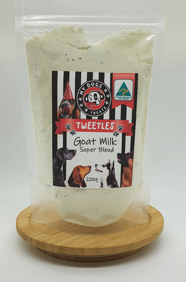 Goats Milk Super Blend Powder 200g