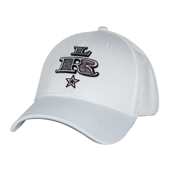 Golf Hat with LR Embroidered