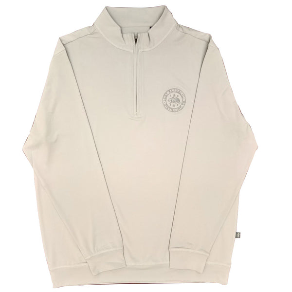 Tech 1/2 Zip Long Sleeve Shirt with LR Symbol