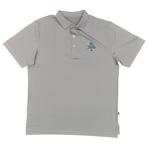 Golf Polo with LR Symbol