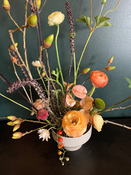 Small (S) Arrangement