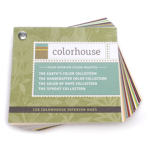 Colorhouse 5-inch X 5-inch Color Fan Deck, Paint, Colorhouse, Design Lad Living