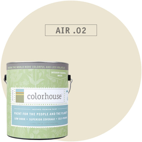 Air .02 Interior Paint, Paint, Colorhouse, Design Lad Living