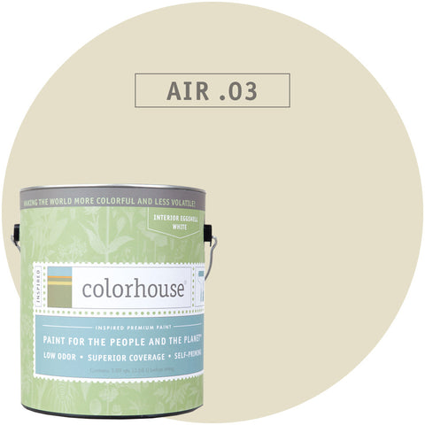 Air .03 Interior Paint, Paint, Colorhouse, Design Lad Living