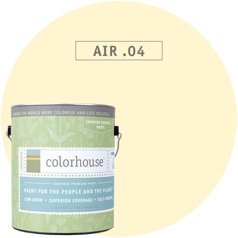 Air .04 Interior Paint, Paint, Colorhouse, Design Lad Living