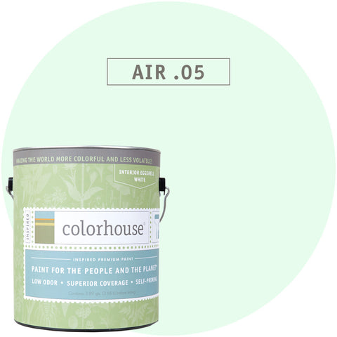 Air .05 Interior Paint, Paint, Colorhouse, Design Lad Living
