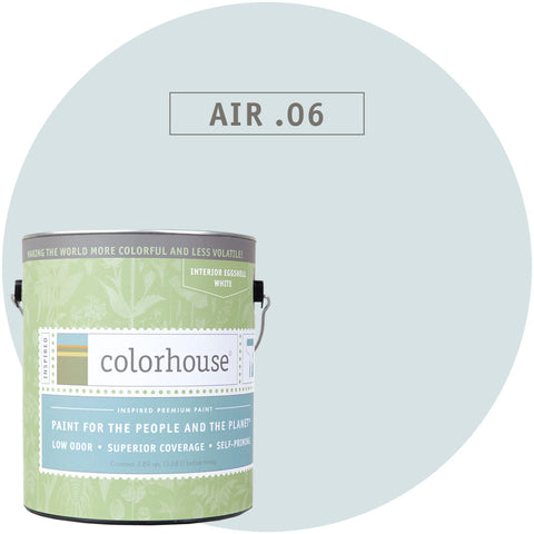 Air .06 Interior Paint, Paint, Colorhouse, Design Lad Living