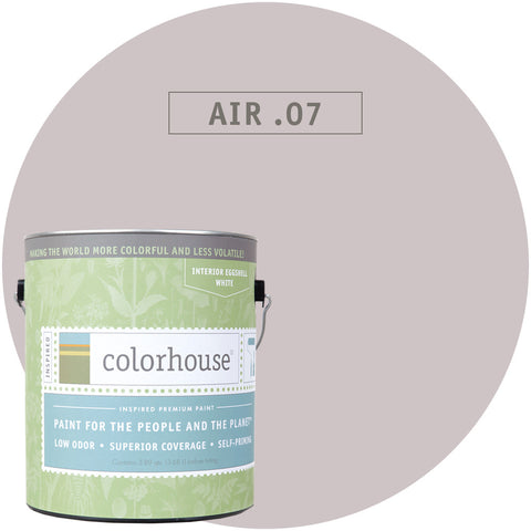 Air .07 Interior Paint, Paint, Colorhouse, Design Lad Living