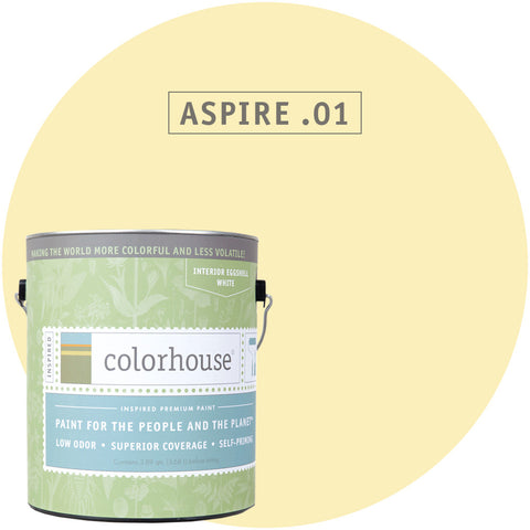 Aspire .01 Interior Paint, Paint, Colorhouse, Design Lad Living