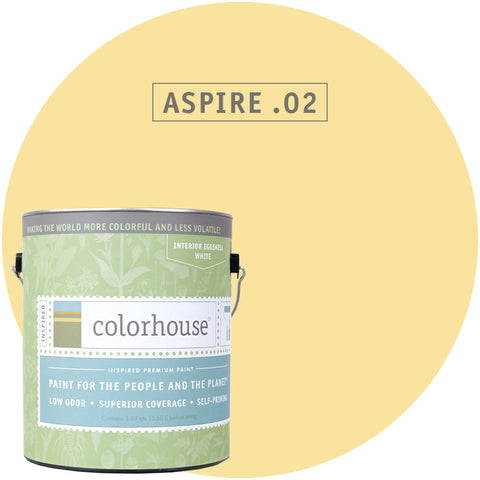 Aspire .02 Interior Paint, Paint, Colorhouse, Design Lad Living