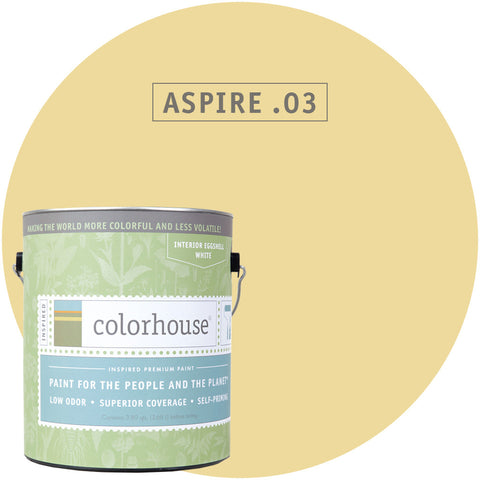 Aspire .03 Interior Paint, Paint, Colorhouse, Design Lad Living