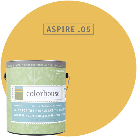 Aspire .05 Interior Paint, Paint, Colorhouse, Design Lad Living