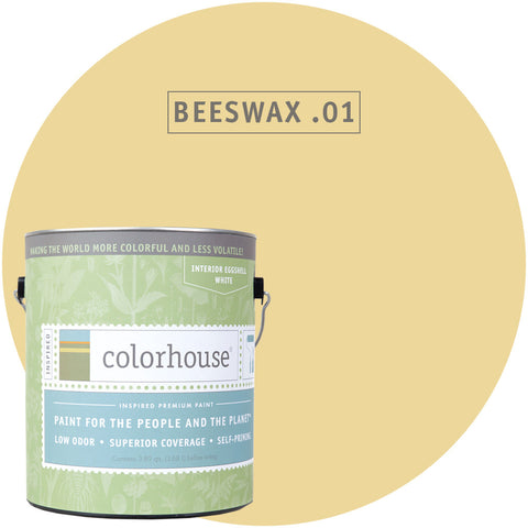 Beeswax .01 Interior Paint, Paint, Colorhouse, Design Lad Living