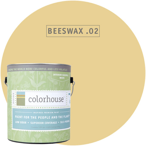 Beeswax .02 Interior Paint, Paint, Colorhouse, Design Lad Living