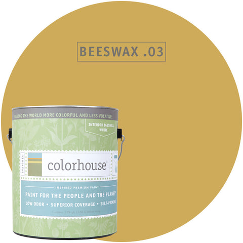 Beeswax .03 Interior Paint, Paint, Colorhouse, Design Lad Living