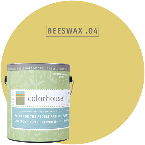 Beeswax .04 Interior Paint, Paint, Colorhouse, Design Lad Living