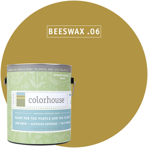 Beeswax .06 Interior Paint, Paint, Colorhouse, Design Lad Living