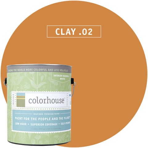 Clay .02 Interior Paint, Paint, Colorhouse, Design Lad Living