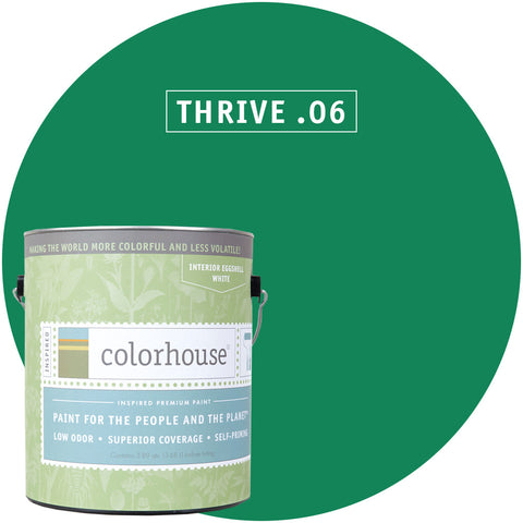 Thrive .06 Interior Paint, Paint, Colorhouse, Design Lad Living