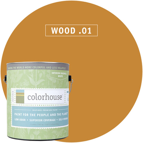 Wood .01 Interior Paint, Paint, Colorhouse, Design Lad Living