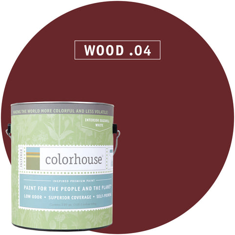 Wood .04 Interior Paint, Paint, Colorhouse, Design Lad Living