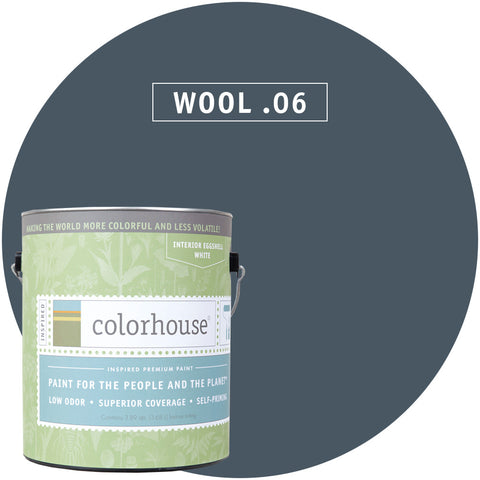 Wool .06 Interior Paint, Paint, Colorhouse, Design Lad Living