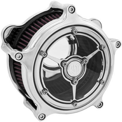 RSD CLARITY AIR CLEANER CHROME