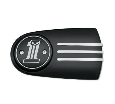 DARK CUSTOM #1 LOGO AIR CLEANER TRIM KIT