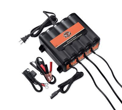 BATTERY CHARGER 4 BANK