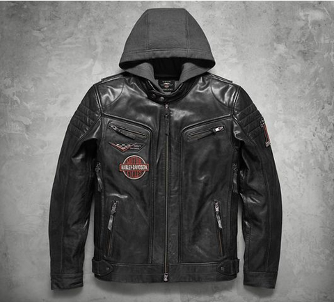 Men's Marmax 3-in-1 Leather Jacket