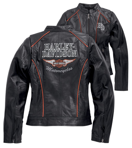 Harley-Davidson® Women's Epoch Leather Jacket