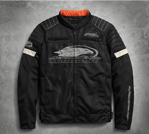 Men's Screamin' Eagle® Mesh Riding Jacket
