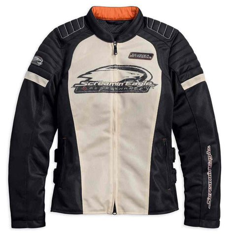 Harley-Davidson® Women's Screamin' Eagle Mesh Riding Jacket