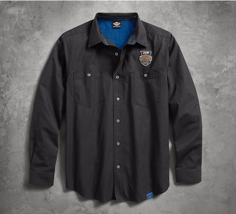 Men's 115th Anniversary Ripstop Shirt