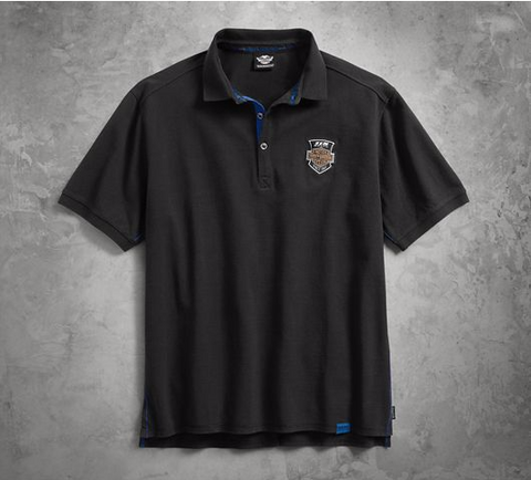 Men's 115th Anniversary Polo with Coldblack® Technology
