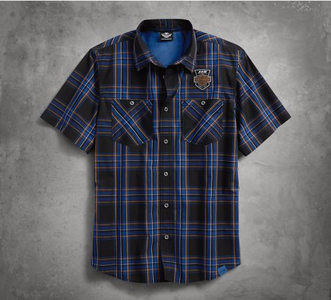 Men's 115th Anniversary Plaid Shirt