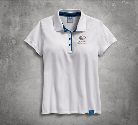 Women's 115th Anniversary Polo