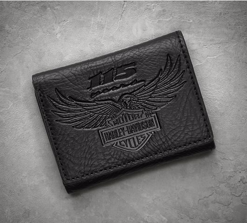 Men's 115th Anniversary Tri-Fold Wallet