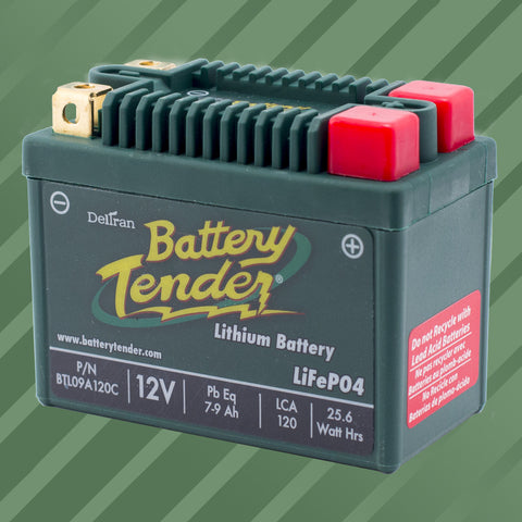 Bateria Litio 12V- Battery Tender