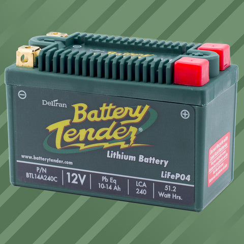 Bateria Litio 12V, 240 LCA- Battery Tender