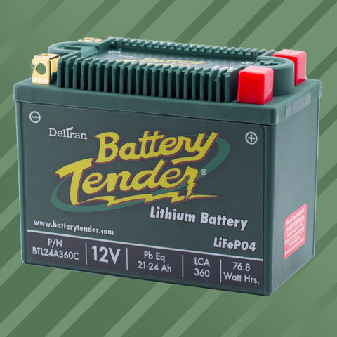 Bateria Litio 12V, 360LCA- Battery Tender
