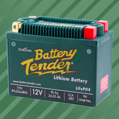Bateria Litio 12V 480 LCA- Battery Tender