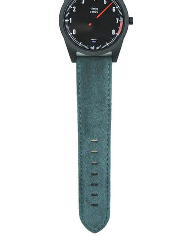 Dark Charcoal Racing Alcantara Strap Only
