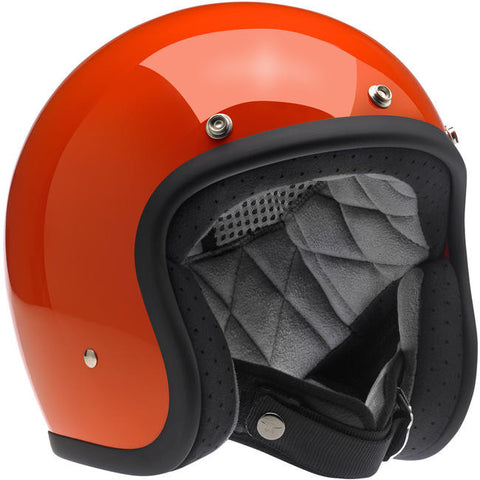 BONANZA HELMET - GLOSS HAZARD ORANGE