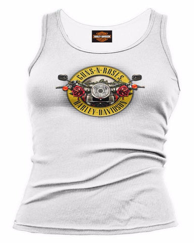 0abc4ac922a Guns N  Roses Cover Motorcycle Sleeveless Tank