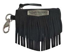 FRINGE COIN POUCH