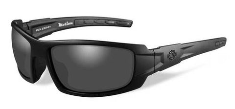 Mens Motion Sunglasses, Silver Lens/Charcoal Pearl Frame