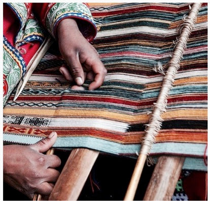 Hidden in wool: The sacred weaving culture of the Aymaras